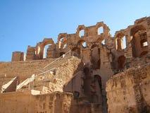Ruine-Kolosseum Lizenzfreie Stockbilder