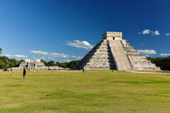 Ruine maya Photographie stock libre de droits