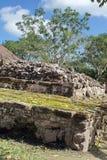 Ruine maya dans Cozumel, Mexique photographie stock libre de droits