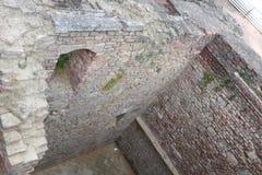 Ruine romaine photographie stock