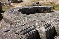 Ruine romaine photographie stock libre de droits