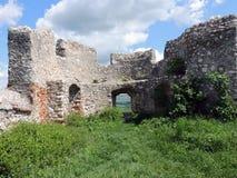 Ruine Staatz Stockfotografie