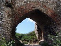 Ruine Staatz Images stock