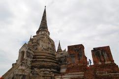 Ruine-Tempel in Thailand Stockbild