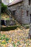 Ruine Valbrevenna Photographie stock