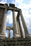 Ruined. Ancient Ruins, Rome Royalty Free Stock Images