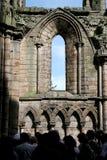 Ruined abbey Stock Photos