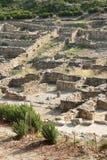 Ruined ancient city Stock Photo