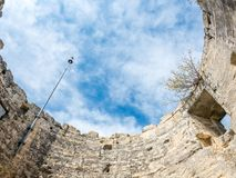 Free Ruined Architecture In Les Baux-de-provence Royalty Free Stock Photography - 99654417