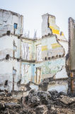 Ruined building Stock Photography