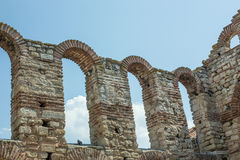 Ruined building Royalty Free Stock Photography