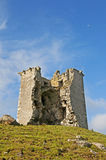 The Ruined Castle royalty free stock photos