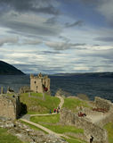 Ruined Castle Stock Photography