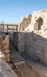 Ruined castle Shobak Royalty Free Stock Photography