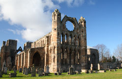 Ruined Cathedral Stock Photography