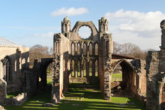 Ruined Cathedral Royalty Free Stock Photo