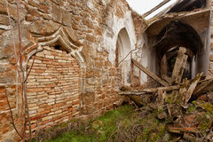Ruined Church Royalty Free Stock Images