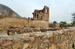 Ruined city of Bhangarh Royalty Free Stock Photography