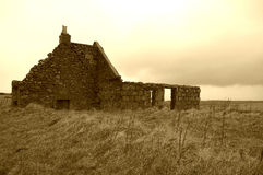 Free Ruined Croft Royalty Free Stock Photo - 658675