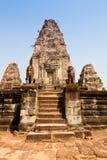 Ruined East Mebon Temple, Angkor, Cambodia Royalty Free Stock Image