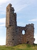 Ruined Highland Castle Royalty Free Stock Photos