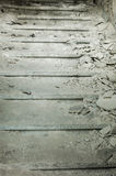 Ruined staircase Royalty Free Stock Photo