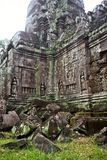 Ruined temple, Cambodia Stock Photos
