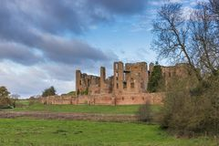 Kenilworth Castle Warwickshire Royalty Free Stock Images
