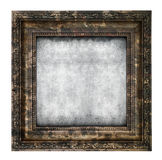Ruined wooden frame Royalty Free Stock Image