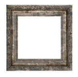 Ruined wooden frame Royalty Free Stock Photography
