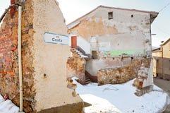 Ruinen Stockfotos