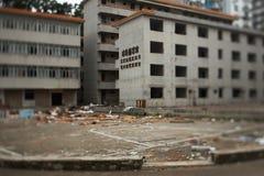 Ruinen Stockfotografie