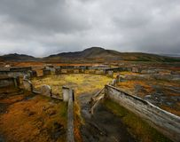 Ruinen Lizenzfreies Stockfoto