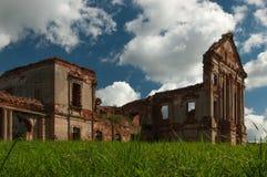 Ruinen Stockfoto