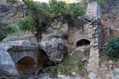 ruinen stockbilder