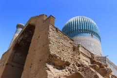 Ruinen alten Histoic-Gebäudes Stockfoto