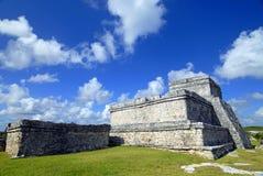 Ruinen auf der Küste Lizenzfreie Stockbilder