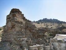 Ruinen der alten Stadt Stockfoto