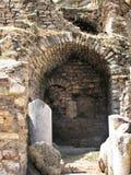 Ruinen der alten Stadt Ephes Stockfotografie