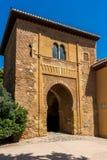 Ruinen der ehemaligen alten Festung Alhambra Granada, Andalusien, S Stockfotos
