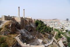 Ruinen der Festung lizenzfreies stockbild