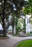Ruinen der Kirche Lizenzfreie Stockfotos