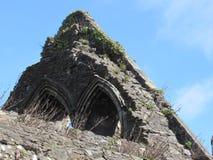 Ruinen der Kirche Stockfoto