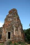 Ruinen des aincient Tempels Lizenzfreies Stockbild