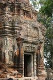 Ruinen des aincient Tempels Lizenzfreie Stockbilder