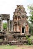 Ruinen des aincient Tempels Stockbilder