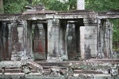 Ruinen des aincient Tempels Lizenzfreie Stockfotos