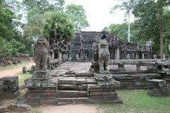 Ruinen des aincient Tempels Lizenzfreie Stockfotografie