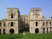 Ruinen des alten Schlosses Lizenzfreies Stockbild