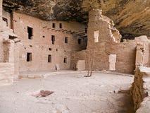 Ruinen des amerikanischen Ureinwohners Stockfotos
